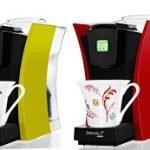 Nestlé SPECIAL.T MY.T Chrome : une machine à thé révolutionnaire